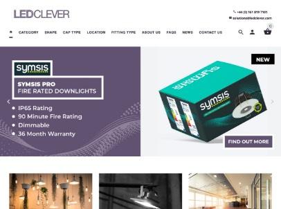 LEDClever Website